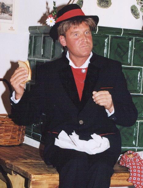Richard, 2008 Die drei Dorfheiligen