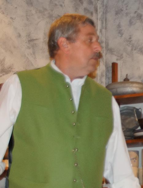 Günter, 2019 Mucks Mäuserl Mord