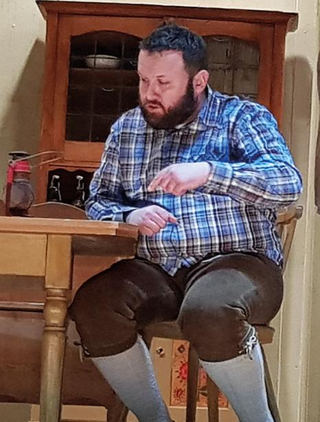 Tobias, 2019Bodschamperlspuk